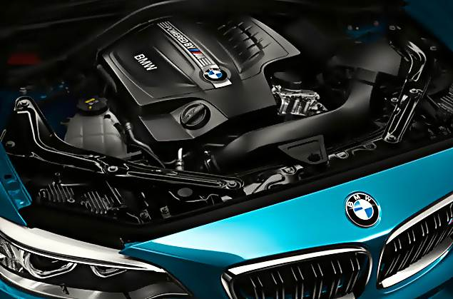 2016 BMW M2 Coupe Review