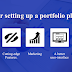 Tips for setting up a portfolio platform