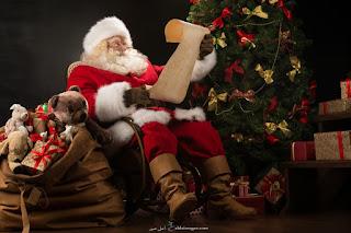 صور هدايا بابا نويل 2021