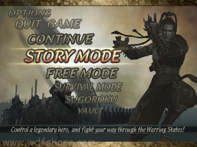Samurai Warriors 2 Full Repack