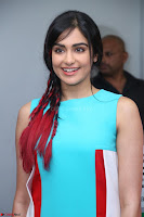 Adah Sharma Trendy Look at the Launch of OPPO New Selfie Camera F3 ~  Exclusive 100.JPG