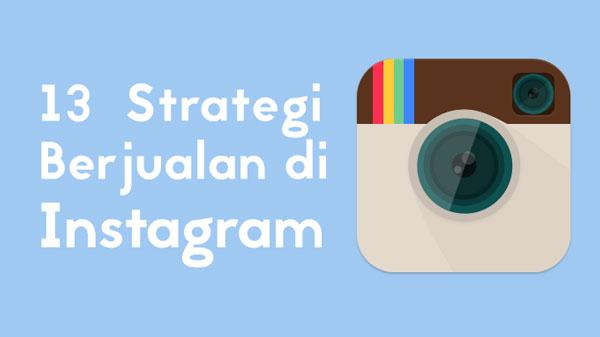 berjualan instagram