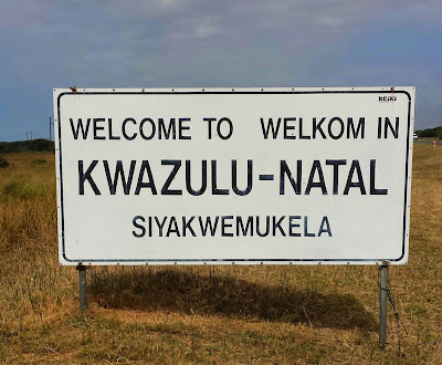 Welcome to Kwazulu Natal
