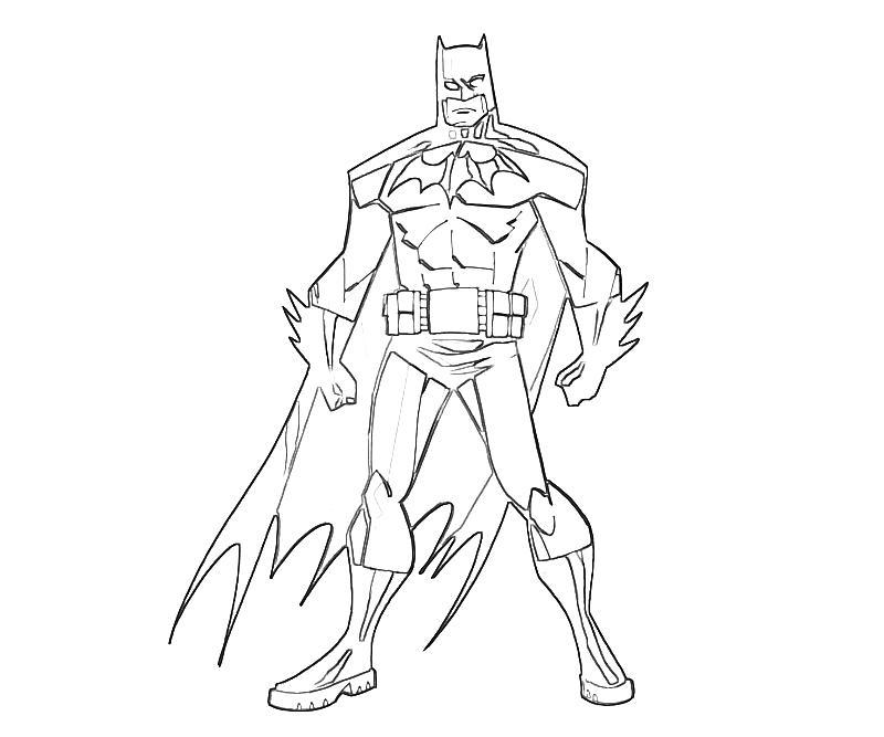 Batman Arkham City Batman Dark