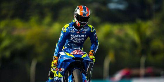 Alex Rins Juara MotoGP Amerika