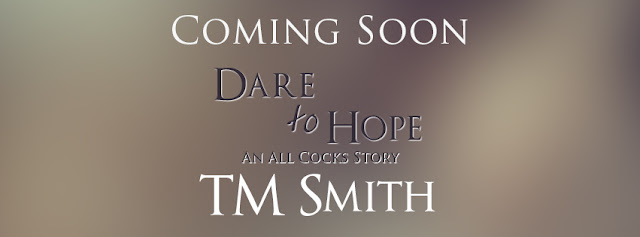 Cover Reveal incl Giveaway TM Smith - Dare to Hope