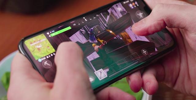 Fortnite Mobile arrecada 15 milhões