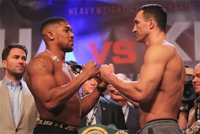 Heavyweight Boxing:  Cardiff, Nigeria, America, Dubai all possible venues for Joshua Vs Wladimir Klitschko rematch