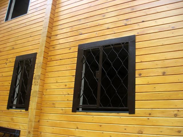 Строим дом. Окна.