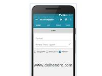 Cara Menggunakan HTTP Injector Android Untuk Internet Gratis