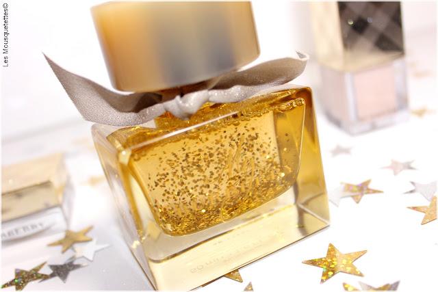 Parfum My Burberry édition limitée Noël - Les Mousquetettes©