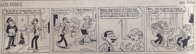 Los Perez, Ibáñez, Diario Pueblo