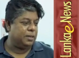 Lankaenews website Sandaruwan Senadheera
