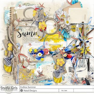 http://shop.scrapbookgraphics.com/Endless-Summer-Clusters.html