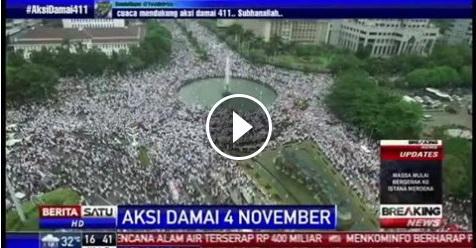 VIDEO: Bohongi Masyarakat, Ucapan Reporter Ini Tentang Aksi Bela Islam Bikin Ngakak