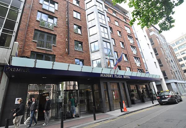 Best Western Plus Academy Plaza Hotel, Dublin