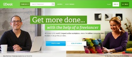 Hire on Odesk : eAskme