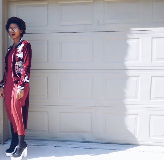 The Velvet trend: How to style a velvet jacket