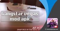 Gangstar vegas mod apk + Data with unlimited money