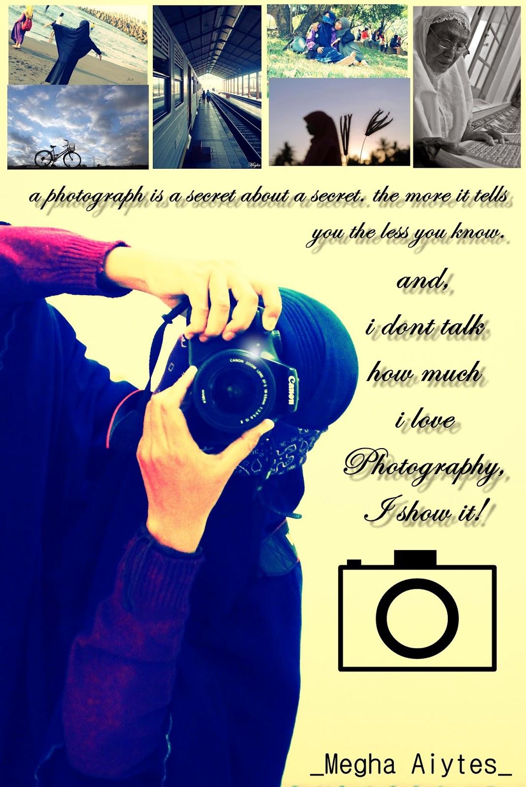 Gambar Kartun Muslimah Fotografer Kolek Gambar