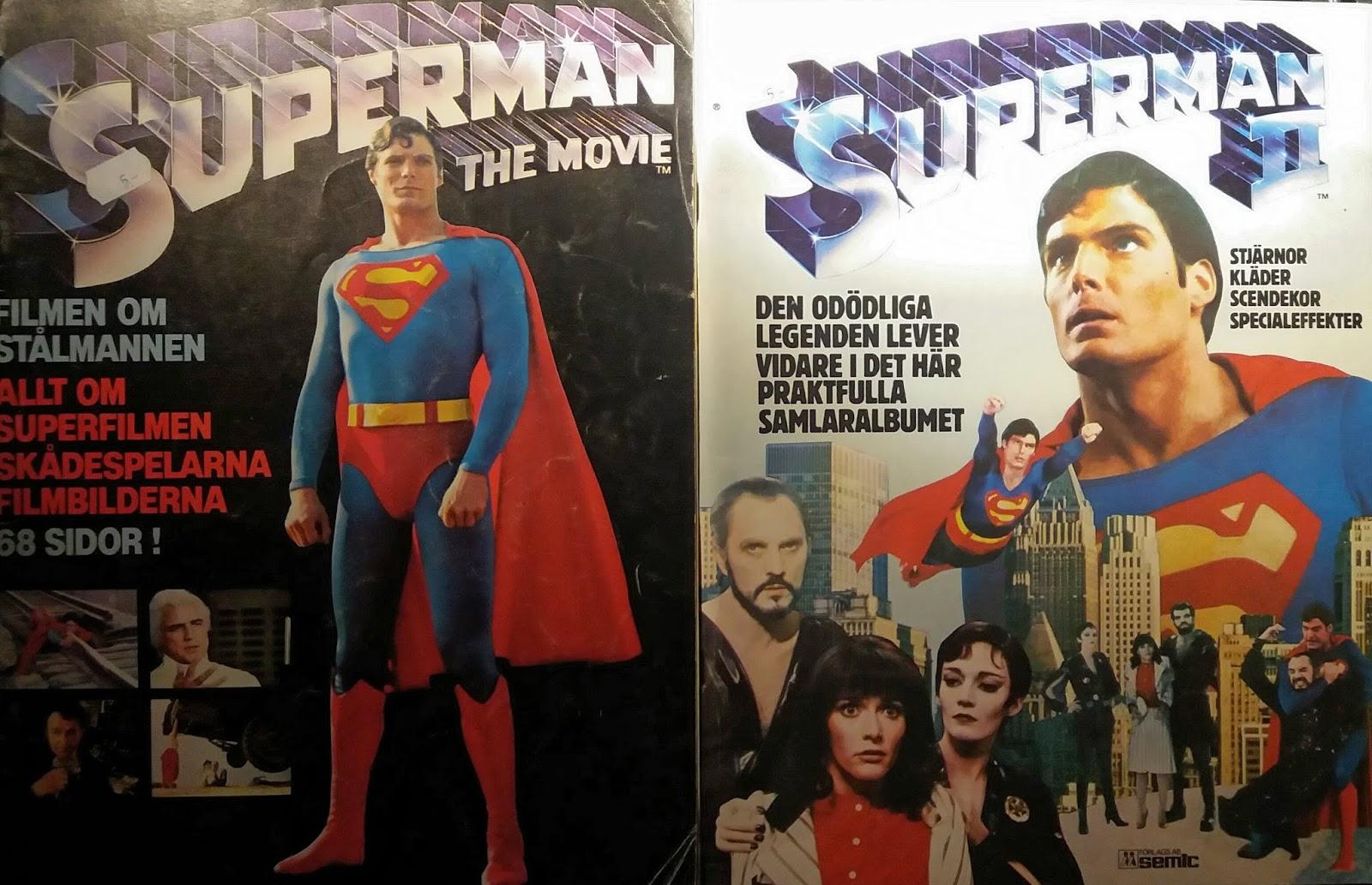 Superman undrar kvinnan krok upp