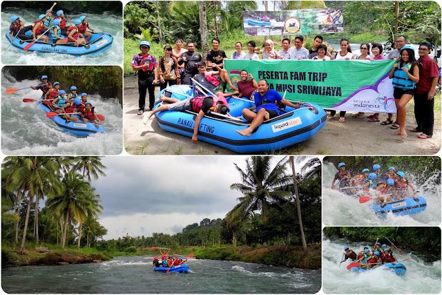 Rafting+Ranau+Okus+Sumatera+Selatan