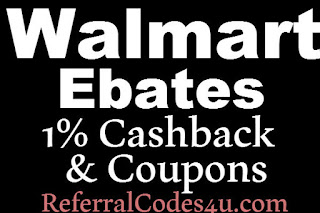 Walmart Ebates Cashback February, March, April, May, June, July 2016