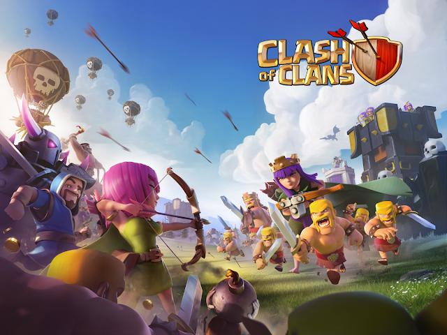 Daftar Tiruan Game Clash of Clans yang Tak Kalah Seru
