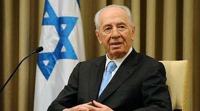 "Shimon Peres: ""We have global economy without a global government"""