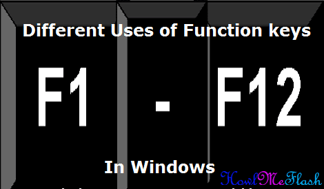 Windows Function key