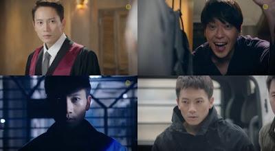 Drama Korea Defendant + Subtitle Indonesia