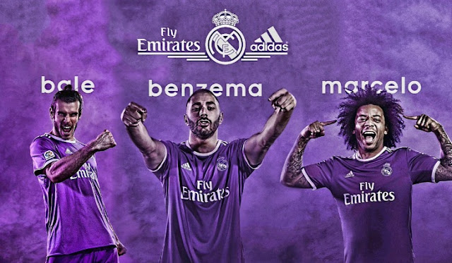 Real Madrid 2016-17 Away Jersey Online Buy