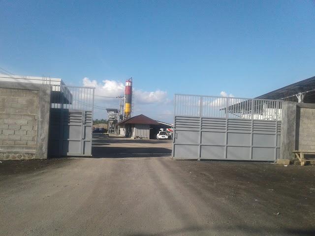Berkah Baja Beton Batching Plant