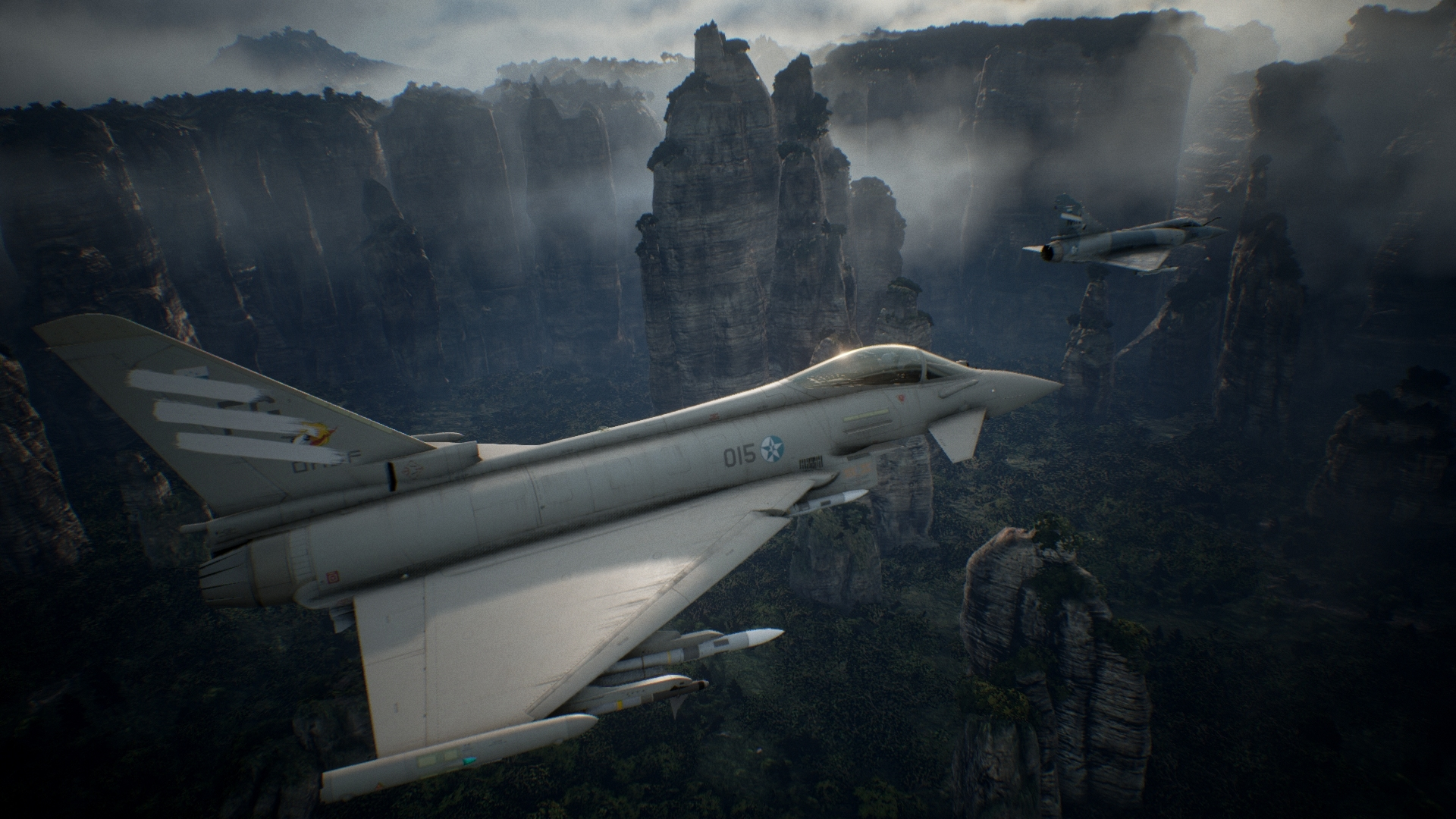 Download Ace Combat 7 HD Wallpapers