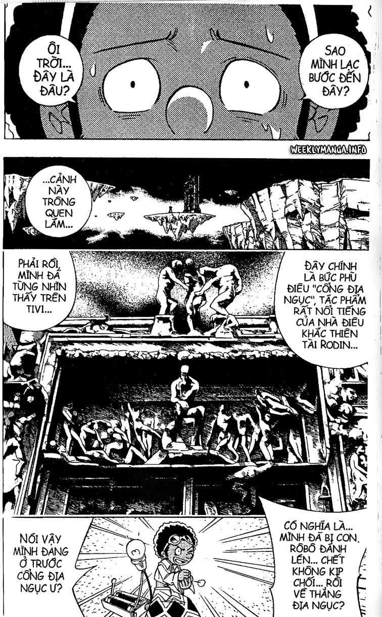 Shaman King [Vua pháp thuật] chap 194 trang 11