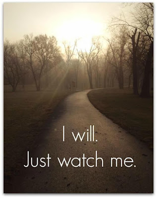 I will watch me