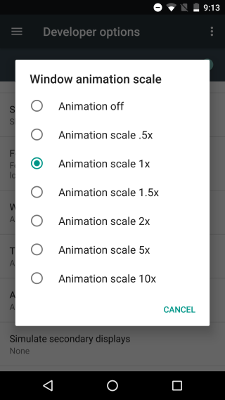 How To Disable Animations on Android [No Root]