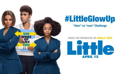 #LittleGlowUp