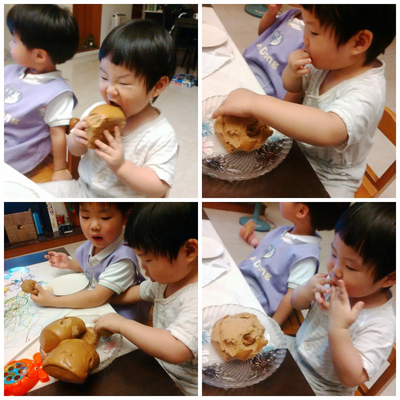 e童開飯: 3家新派中式漢堡:小夫堡包/熊手包/包包
