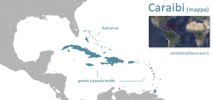 Le Isole Caraibiche Dove Trasferirsi Per Cambiare Vita
