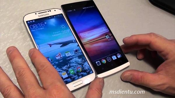 Oppo Find 5 - điện thoại trung quốc đáng để mua
