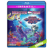 Monster High: The Great Scarrier Reef (2016) Full HD BRRip 1080p Audio Dual Latino/Ingles 5.1