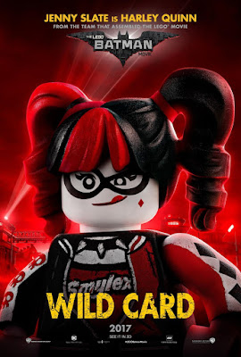 The LEGO Batman Movie Character Movie Poster Set #1