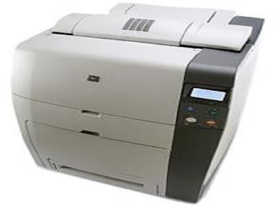 Image HP LaserJet CP4005 Printer Driver