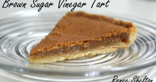 Brown Sugar and Vinegar Pie