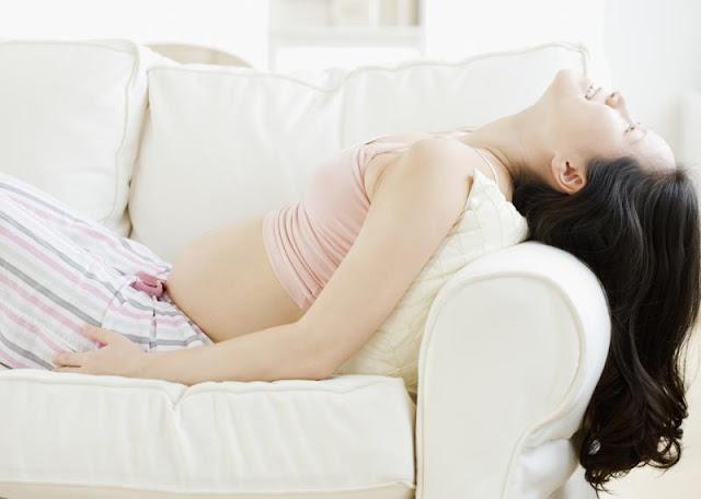 Phụ nữ mang thai có nên ngủ nhiều không