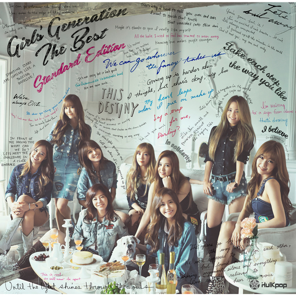 [Single] Girls' Generation – DIVINE (Japanese)