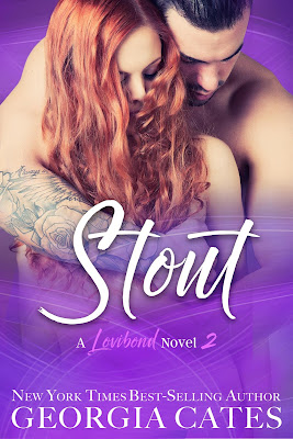 ♡HOT MEN & COLD BEER ♡ NEW RELEASE REVIEW: Stout by Georgia Cates