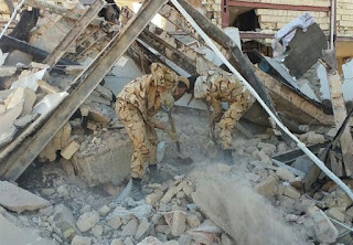 Iran-Iraq earthquake death toll rises to over 450