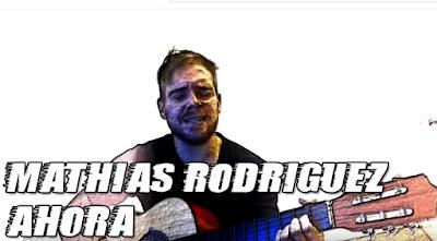 Mathias Rodriguez - Ahora